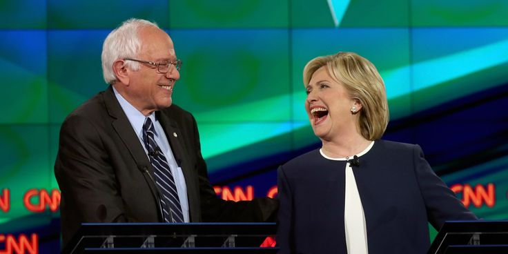 Bernie Sanders Won the Debate, and Perhaps the Election, When He Defended Hillary Clinton