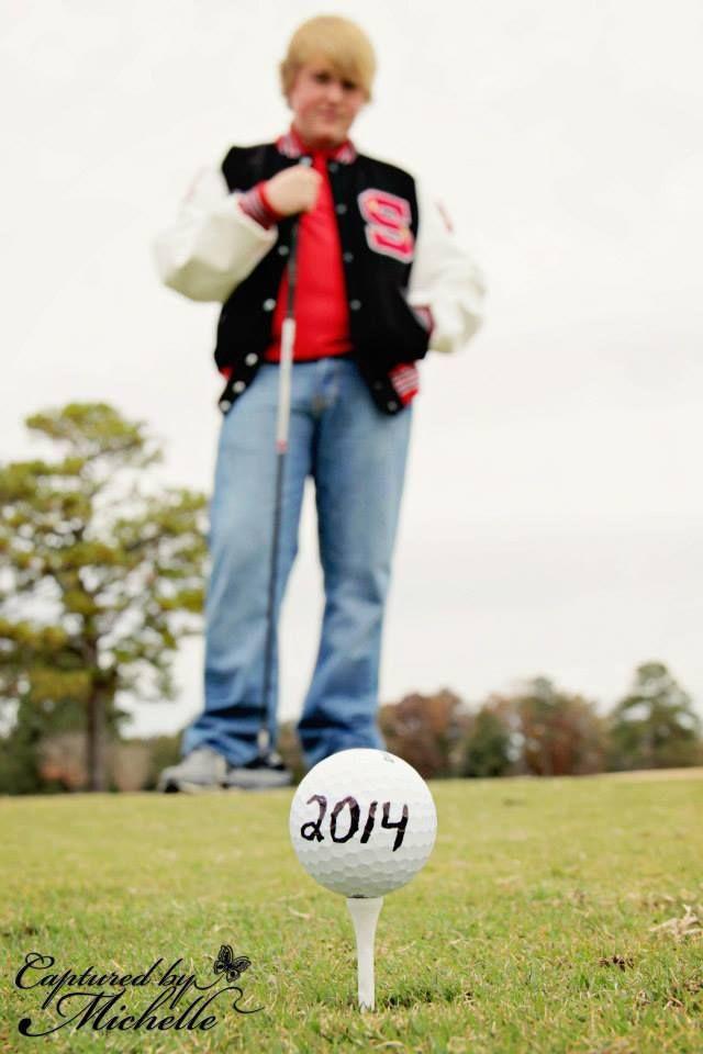 Senior class of 2014 golf