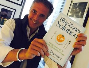The Blue Zones Solution: Secrets of the World's Healthiest People - 9 Questions for Dan Buettner - Blue Zones