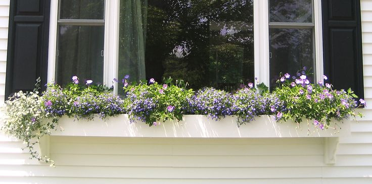 How to Build a Picture Window-Sized Window Box (on Vinyl Siding)