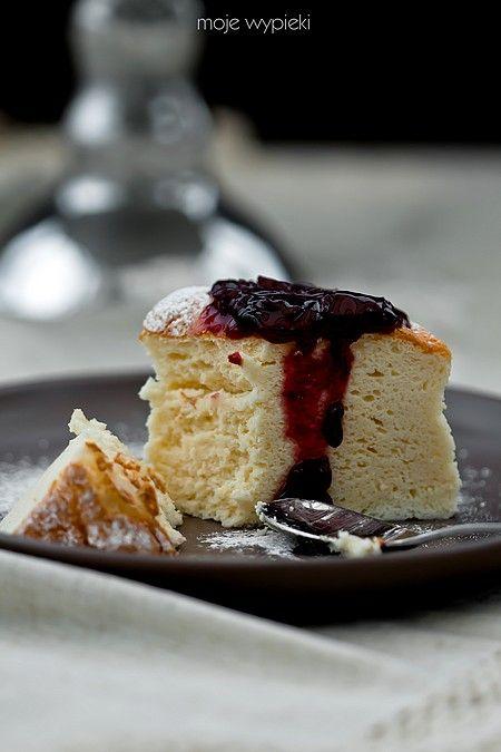 Sernik japoński (Cotton Soft Japanese Cheesecake)
