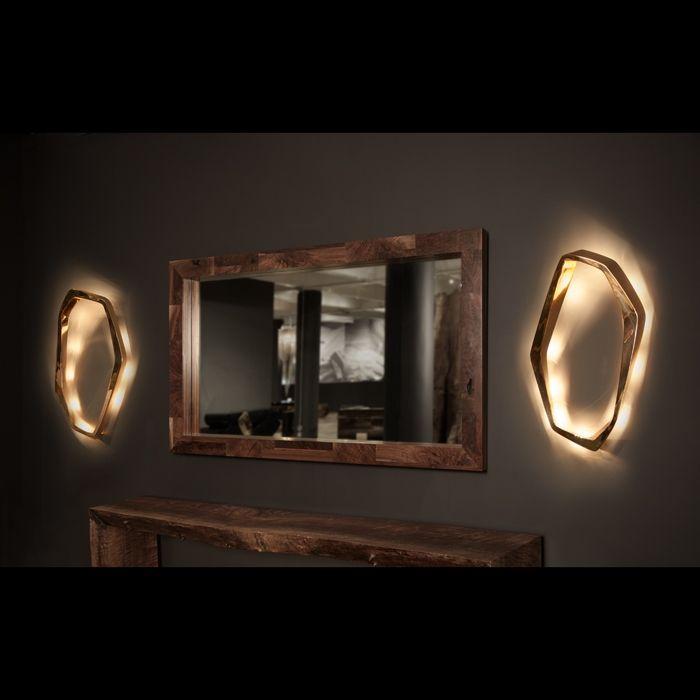 Hudson Furniture, Lighting, Pangea Sconces