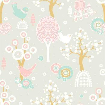 Die besten 25+ Zauberwald Schlafzimmer Ideen auf Pinterest - designer tapeten schlafzimmer kinderzimmer