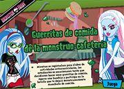 Monster High Guerra de Comida | juegos de cocina - jugar online