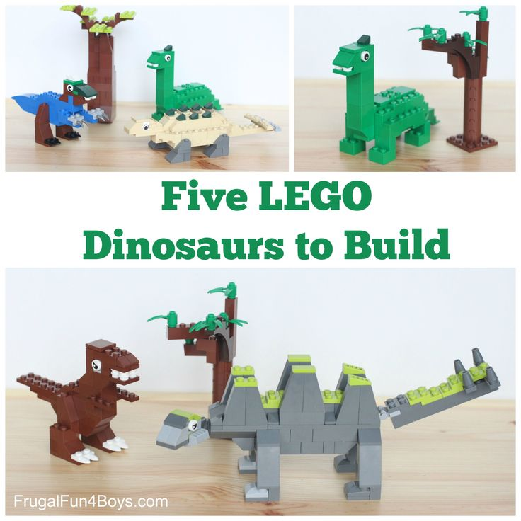 Best 25+ Lego dinosaur ideas on Pinterest | Lego ideas, Lego dino ...