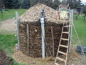 Komposztkazán készítése házilag