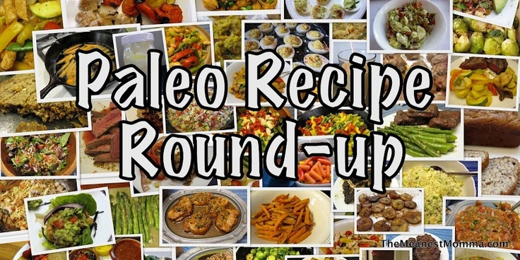Huge #paleo recipe round up on the meanest momma