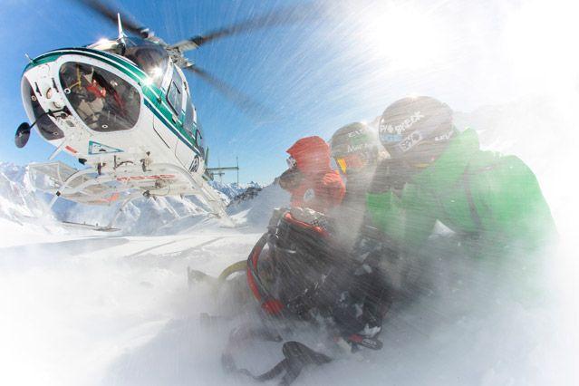 Top 10 North American Heli-Ski Destinations: Telluride, Colorado, with Telluride Helitrax. Best place for intermediate skiers. TellurideSkiResort.com