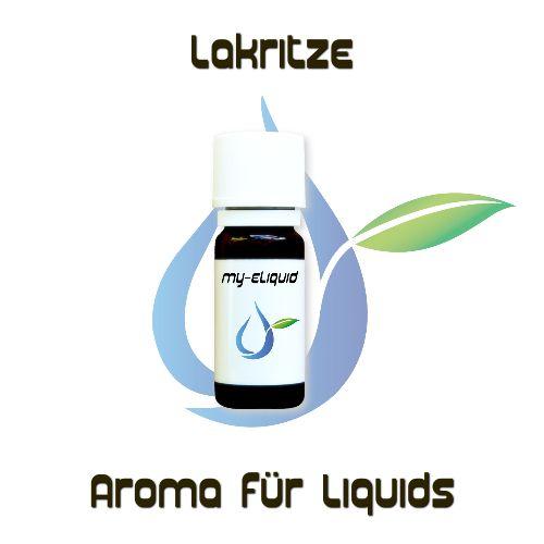 Lakritz Aroma | My-eLiquid E-Zigaretten Shop | München Sendling
