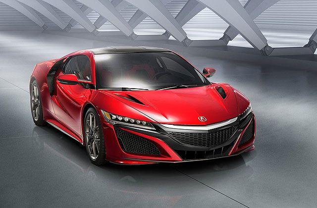 綜效馬力達573匹,Honda公佈新一代NSX完整細節-U-CAR車壇新聞