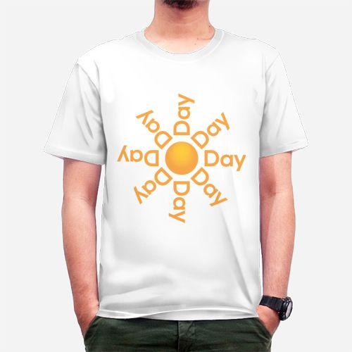 Sun Day dari Tees.co.id oleh Fine Point