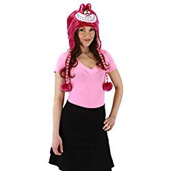 elope Disney's Classic Alice in Wonderland Cheshire Cat Hoodie Halloween Costume