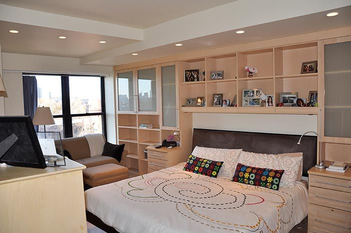 25+ Trending Bedroom Wall Units Ideas On Pinterest