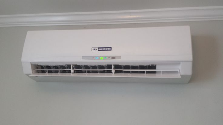 A Mini Split Is A Ductless Heat Pump That Has Two Main