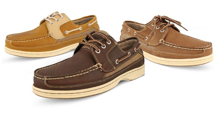 The classic boat shoe with the utmost in comfort - the Sayles by Dockers is the boat shoe of choice when it comes to casual style.