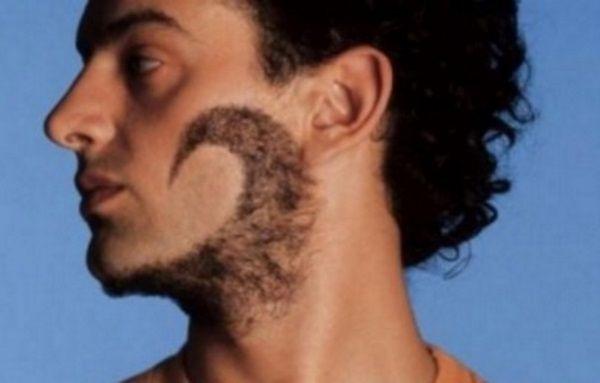 Weird Facial Hair Styles: 152 Best Hair Images On Pinterest