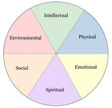 Recreation Therapy Ideas: Dimensions of Health Analysis from rectherapyideas.blogspot.com