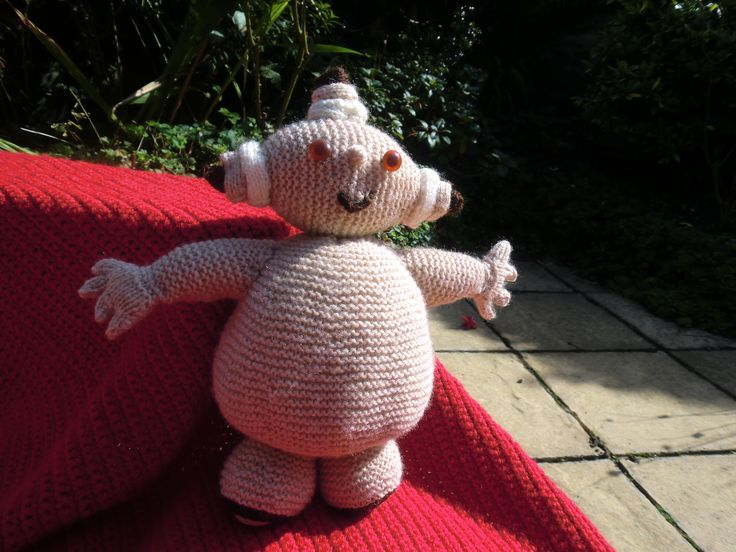 In The Night Garden Knitting Patterns