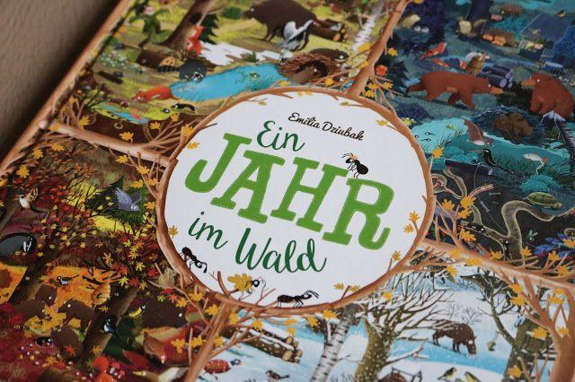 """Lieblingsbücher – """"Ein Jahr im Wald"""""""