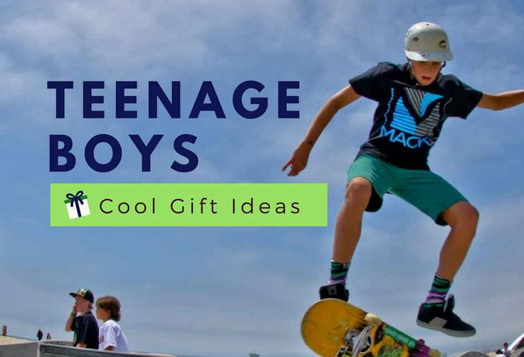 Looking For Cool Gifts For Teenage Guys? We Have Picked 15 Great Gifts From Various Categories That Your Teenage Guys Or Nephews Will LOVE and SMILE!