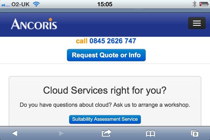 client site RWD on Joostrap | Joomla Joostrap Stuff | Pinterest