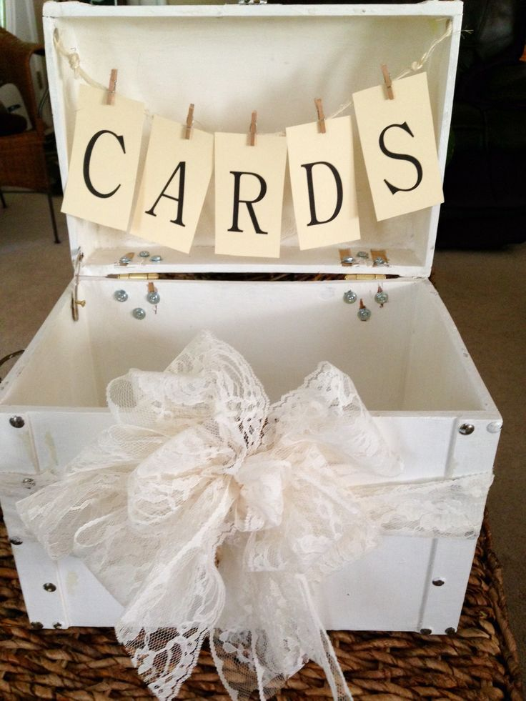 7 best Wedding Gift Table Decorations images on Pinterest ...