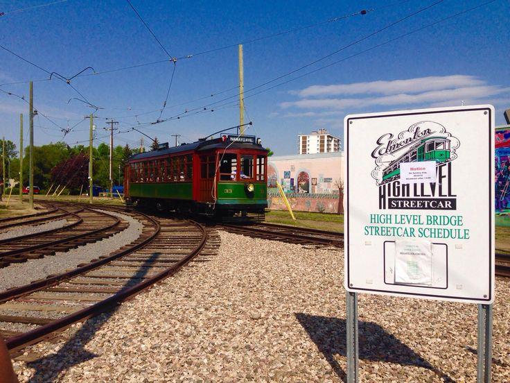 High Level Bridge and Streetcar (Edmonton, Alberta): Address, Phone Number, Tram Reviews - TripAdvisor