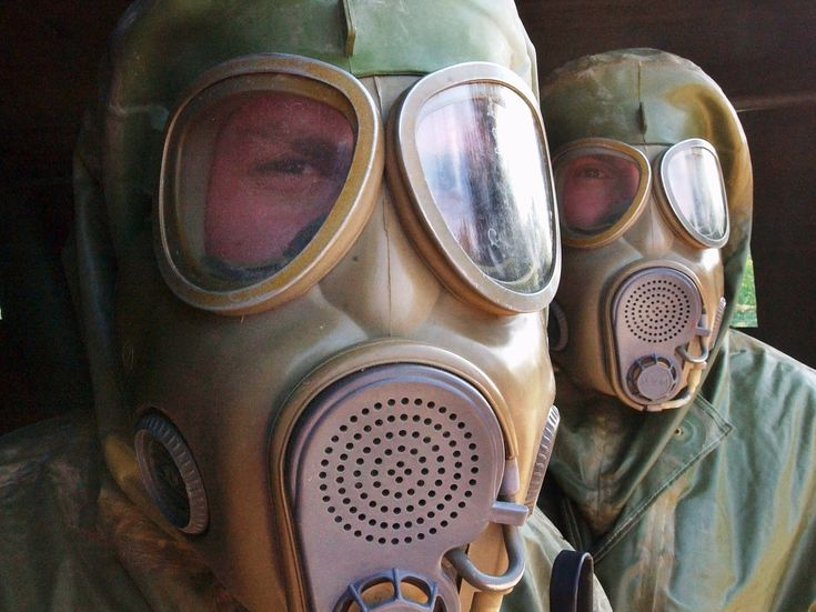 Here's why nerve agents are some of the most deadly human-made chemicals on Earth
