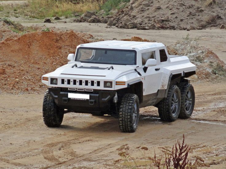 Bureko 6x6 Is A Czech Off-Roader With A Land Rover Engine It looks like the 6×6 off-roaders are ...