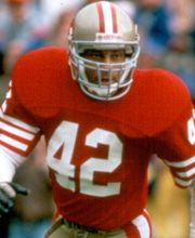 LA? NY? We'll always remember Ronnie Lott as a 49er :: See more at http://ap42.com/why42