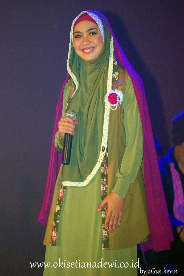 Hijab syar i ala OSD