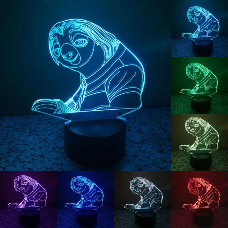 Zootopia Sloth Flash