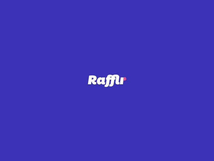 Raffle Ticket App Logo by Austin Tapper
