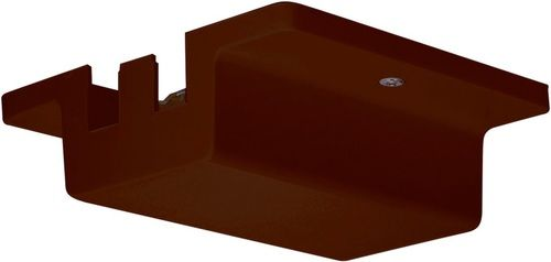 Nuvo - Track Lighting Floating Canopy Brown - TP202