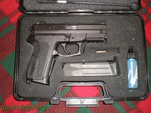 Sig Sauer SP2022 | Sig Sauer SP2022 9mm SIG PRO 2340 PRO ...