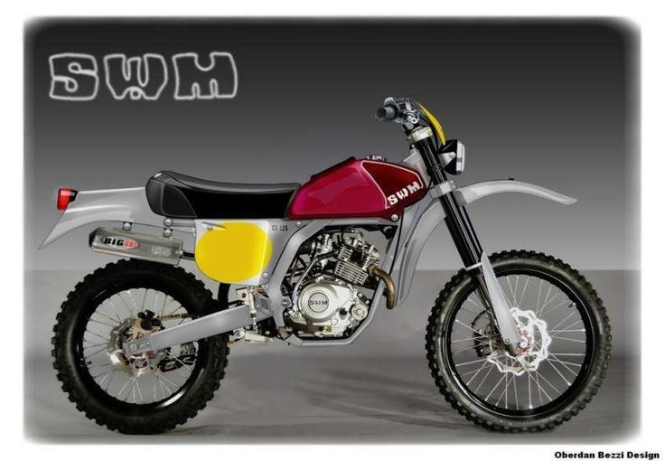 SWM ES 125 Clsddiv
