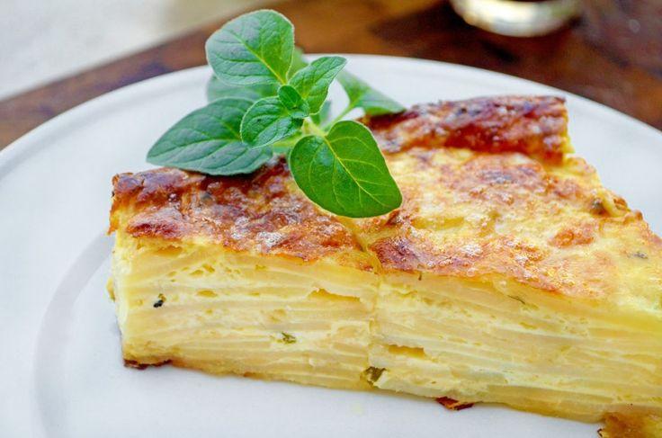 Dauphinoise Potatoes | Go Go Go Gourmet @gogogogourmet