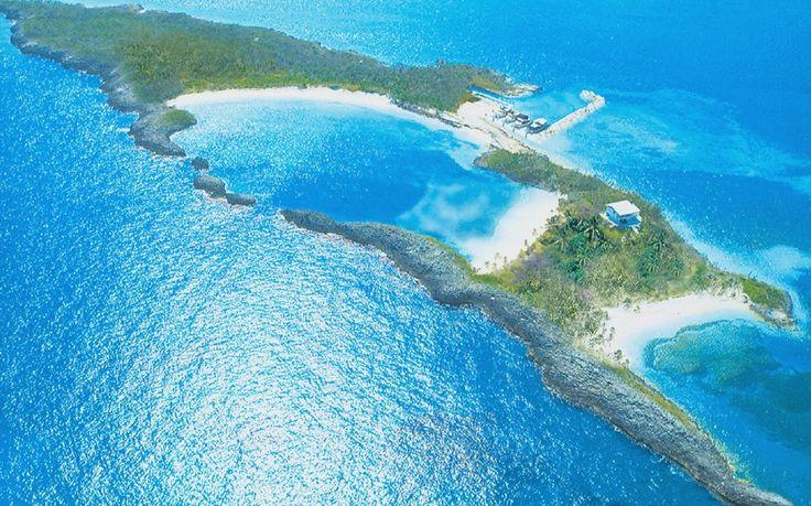 pig island bahamas tour | Fantasy private islands for sale