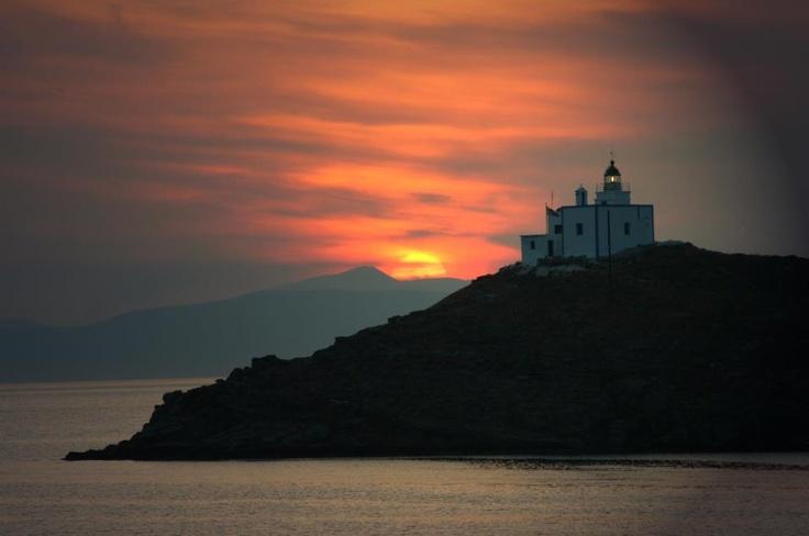 Kea or Tzia Cyclades Islands