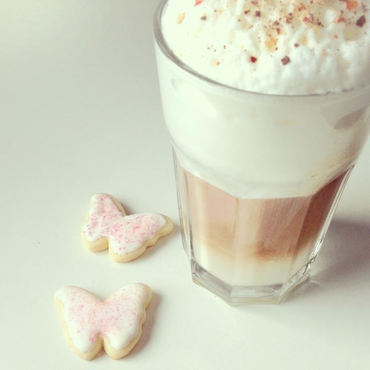 Kaffee! Yummy!!!