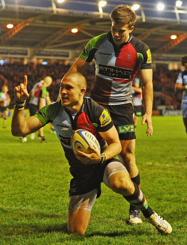 Best full back in the country - Mike Brown
