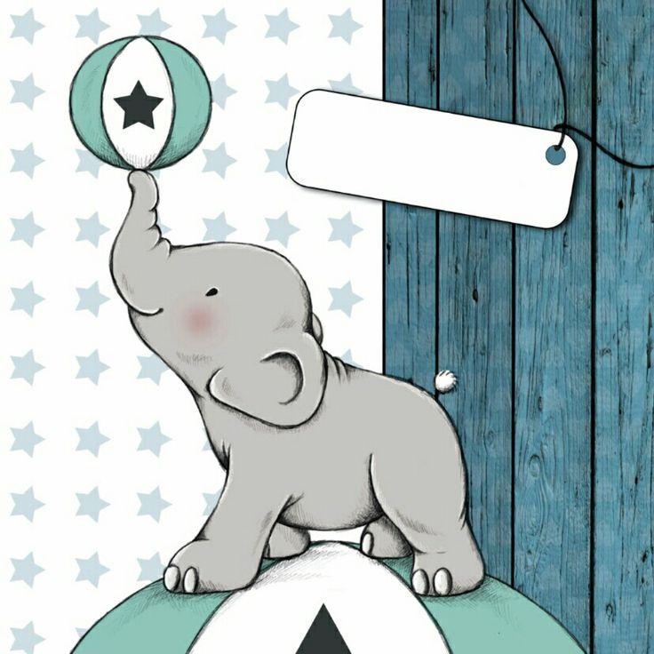 Baby Boy  (Iris Hagen Illustraties)