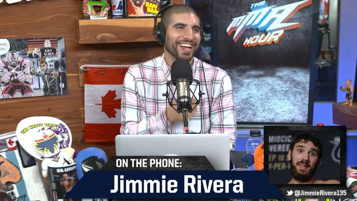 nice Jimmie Rivera Believes Urijah Faber's Eye Poke Was 'A Bit' Deliberate