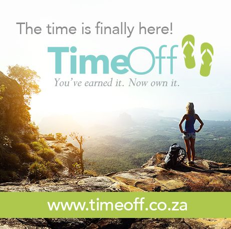 The time is finally here! Visit www.timeoff.co.za to sign up for your voucher to visit one of our resorts FOR FREE! All in exchange for a little bit of your time. #travel #world #southafrica #timeoff #resorts #holiday