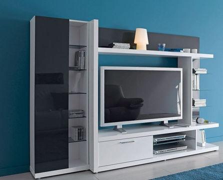 The 25 best ideas about meuble tv avec rangement on - Meuble tv pas chere ...