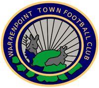 WARRENPOINT TOWN football club    -- WARRENPOINT  n.irish