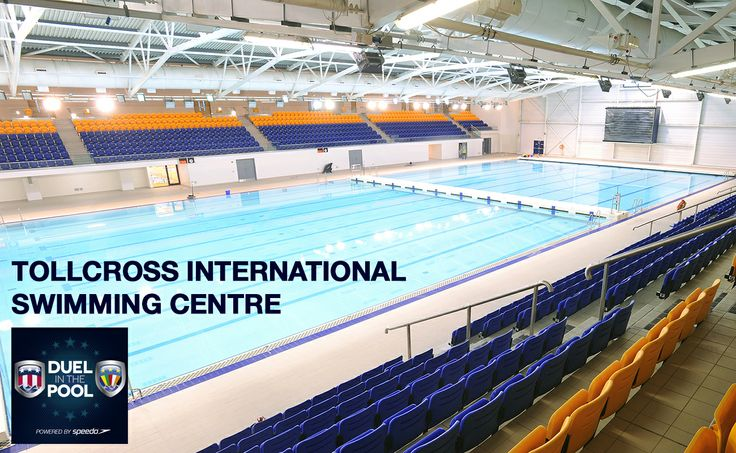 Tollcross International Swimming Centre - host of Duel in the Pool 2013 & The Commonwealth Games 2014