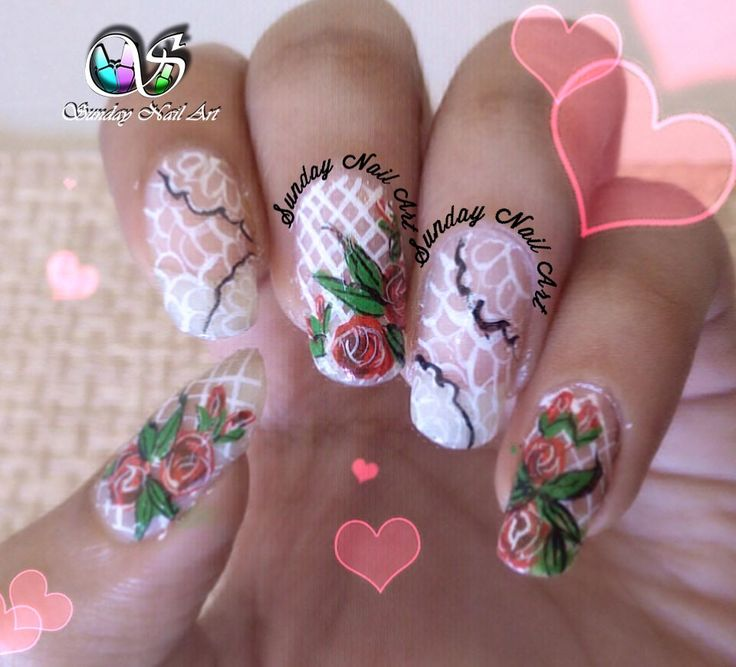 317 best sunday nail art images on pinterest nails for wedding by sunday nail art video on youtube prinsesfo Gallery