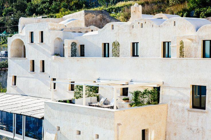 Monastero Santa Rosa, Amalfi coast