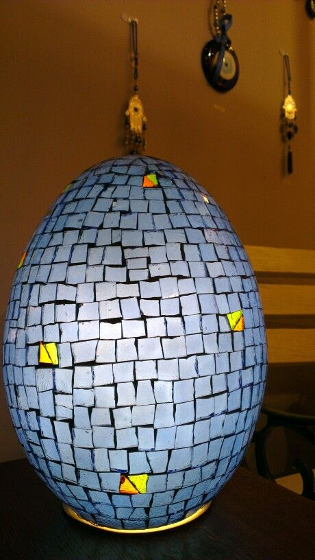 Blue lamp oosterse lampen pinterest - Oosterse lamp ...